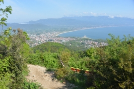 Sougliani Trail 2015 - 1ος σταθμός Συκιάς Πέτρα