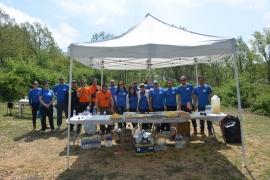 Sougliani Trail 2015 - 2ος σταθμός Παλιόχωρα